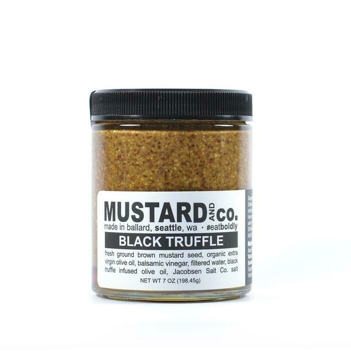 Mustard and Co Mustards