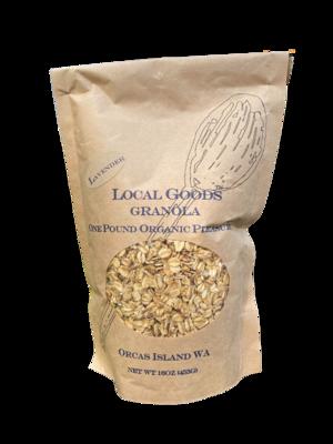 Orcas Island Organic Granolas