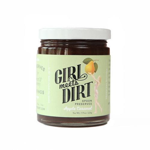 Salted Apple Caramel Jam