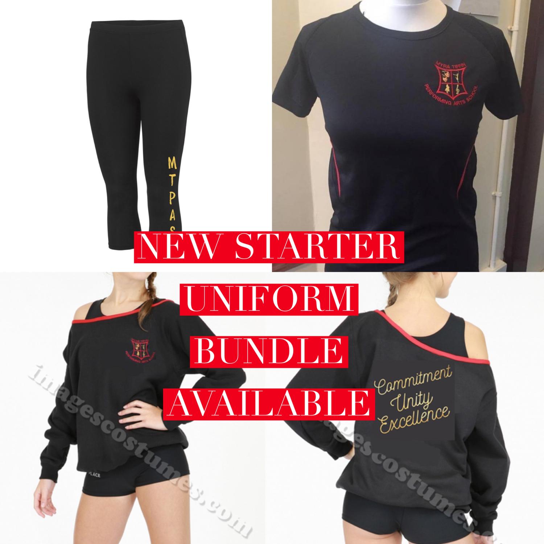 New Starter uniform bundle!