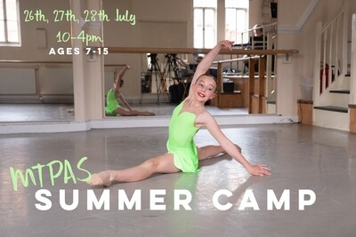 MTPAS Summer Camp