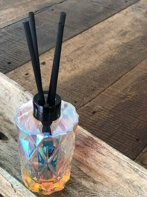 Diamond Reed Diffuser - Iridescent