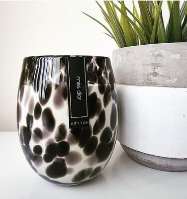 Vintage Cheetah Soy Candle