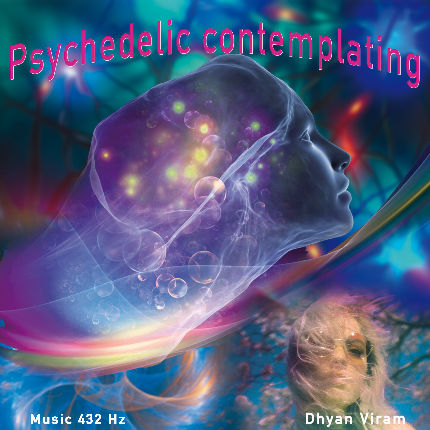 Psychedelic contemplating