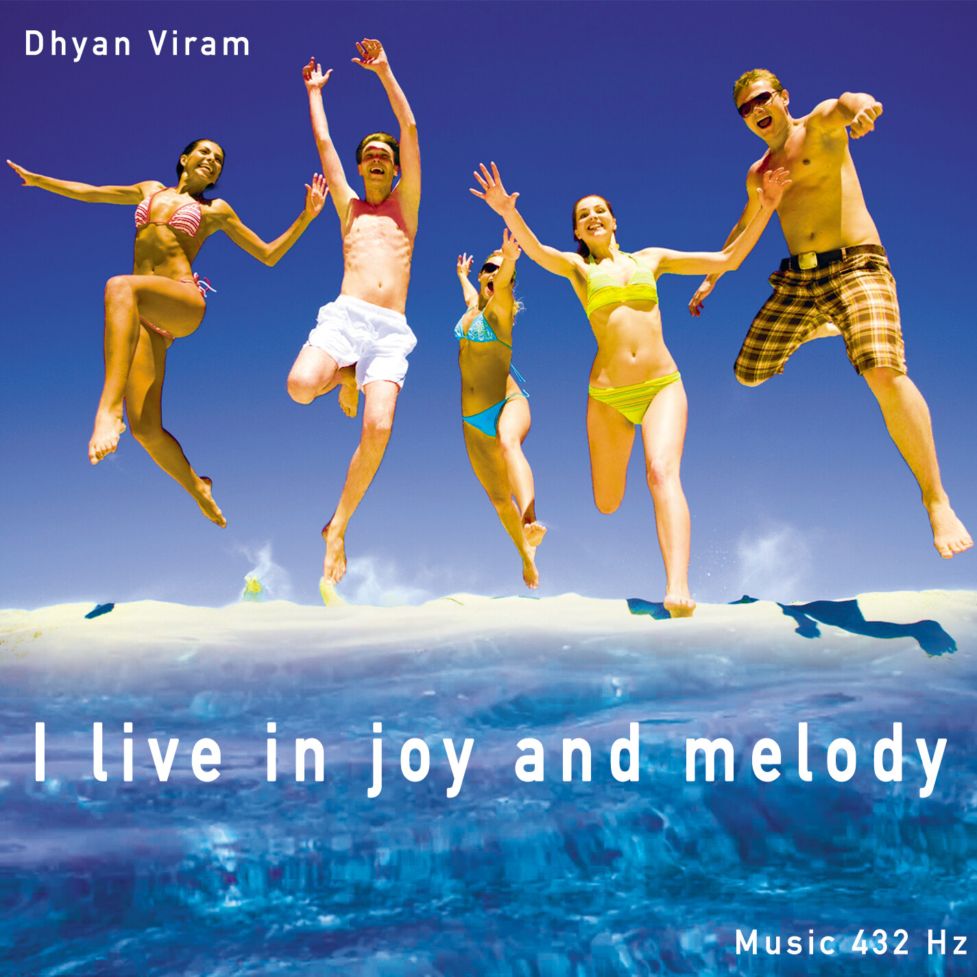 I live in joy and melody