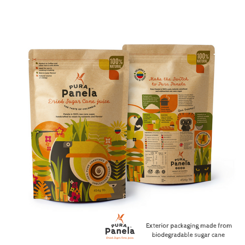 Pura Panela - Box 2 for £10