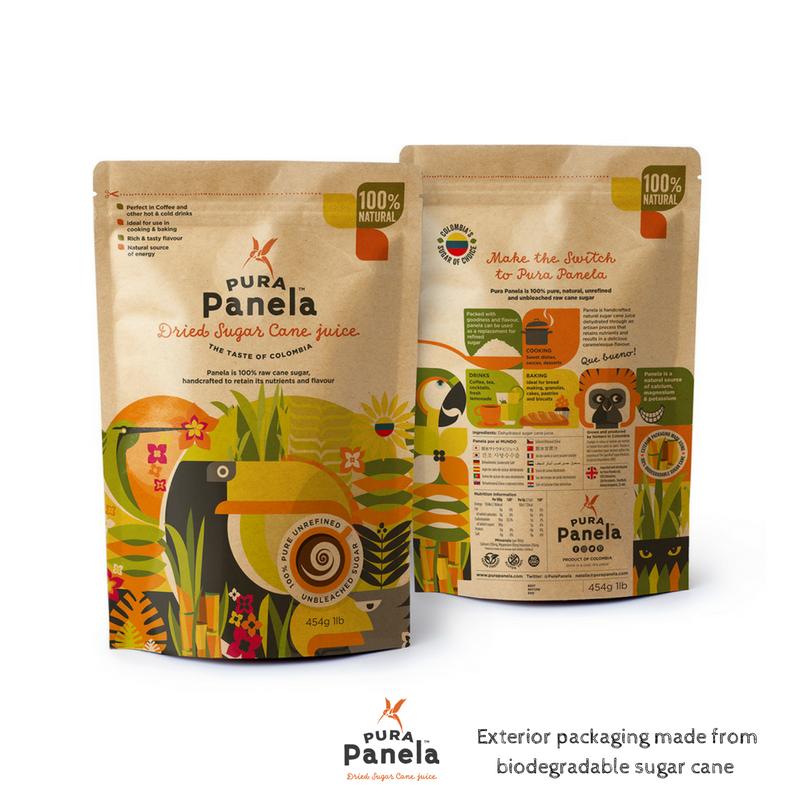 Pura Panela - Box 2 for £10