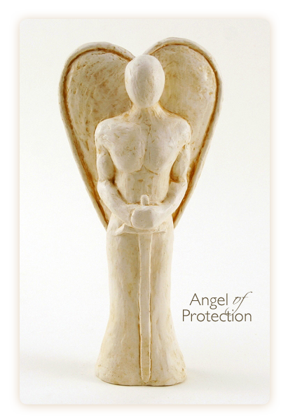 Angel of Protection Sculpture
