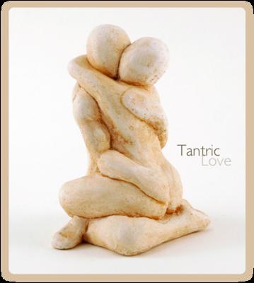Lover Sculpture - Tantric Love