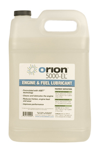 Orion 5000-EL - One Gallon Bottle - Treats 1,280 Gallons of Fuel!