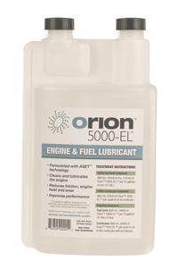 Orion 5000-EL - One Quart Bottle - Treats 320 Gallons of Fuel!