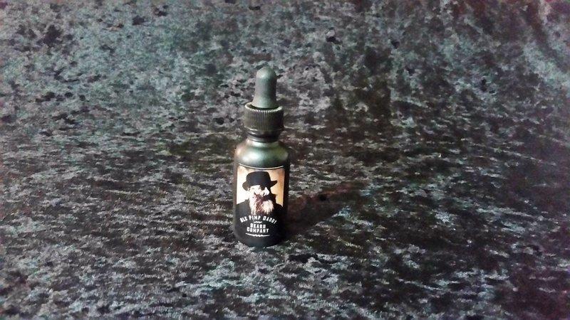 Whisker Elixir/Beard Oil