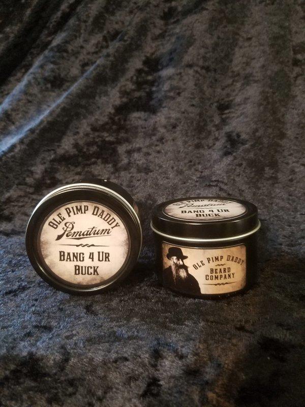 Ole Pimp Daddy Beard Company Pomatum