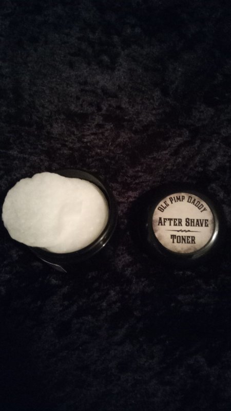 Ole Pimp Daddy Beard Company After Shave Toner Pads