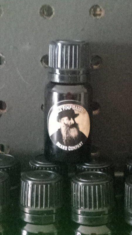 Ole Pimp Daddy Beard Company Hot Oil Treatment