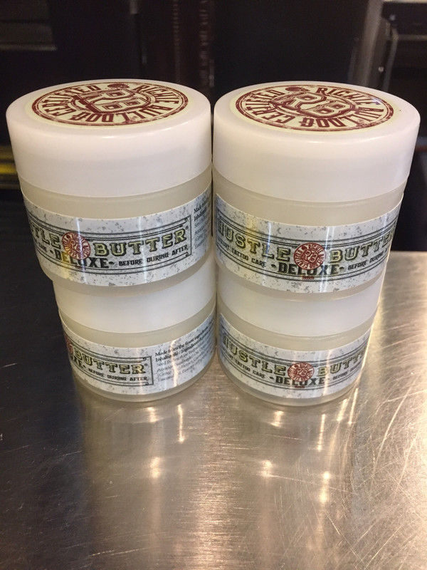 Hustle Butter (tattoo aftercare)