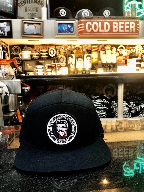 BBTC Black SnapBack