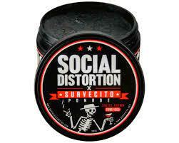 Suavecito Social Distortion Regular Hold
