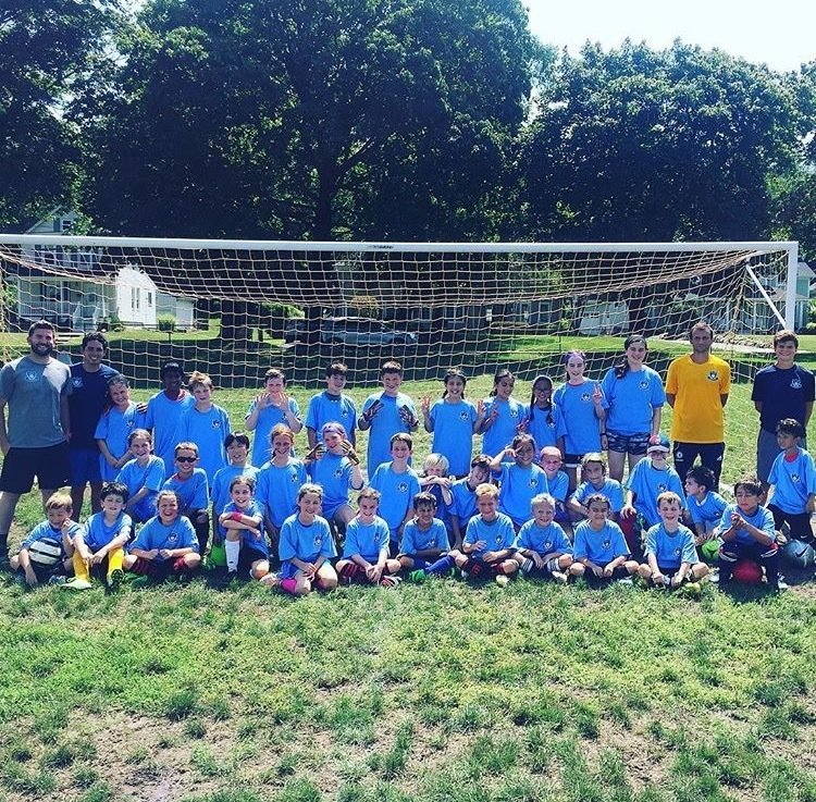 Summer Camp Session A & B (July 17th-21st & August 7th-11th)