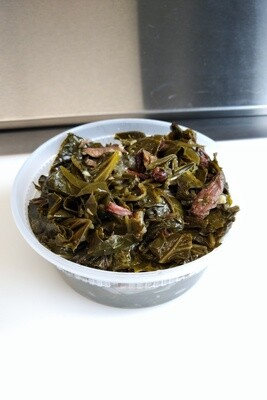 Homemade Collard Greens