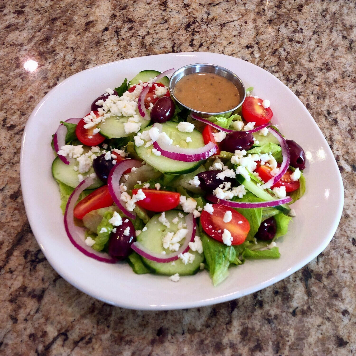 Family Meal Deal - Classic Greek Salad