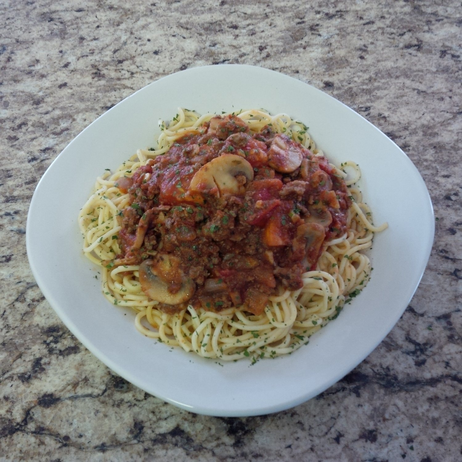 Family Meal Deal - Homemade Spaghetti