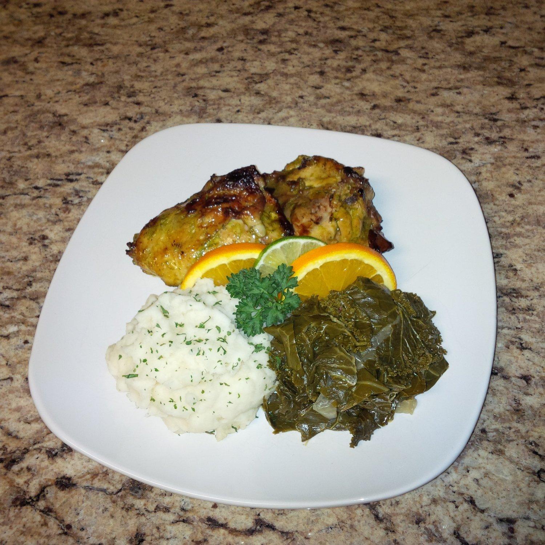 Family Meal Deal - Cilantro Citrus Chicken