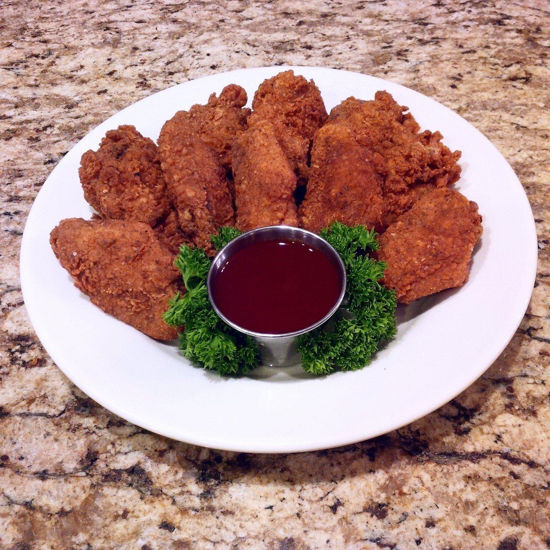 Organic Original Chicken Wings