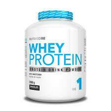 nos proteines whey