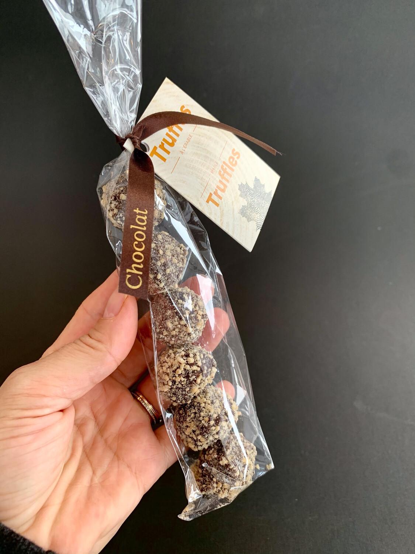 Chocolat truffe à l'érable (6)