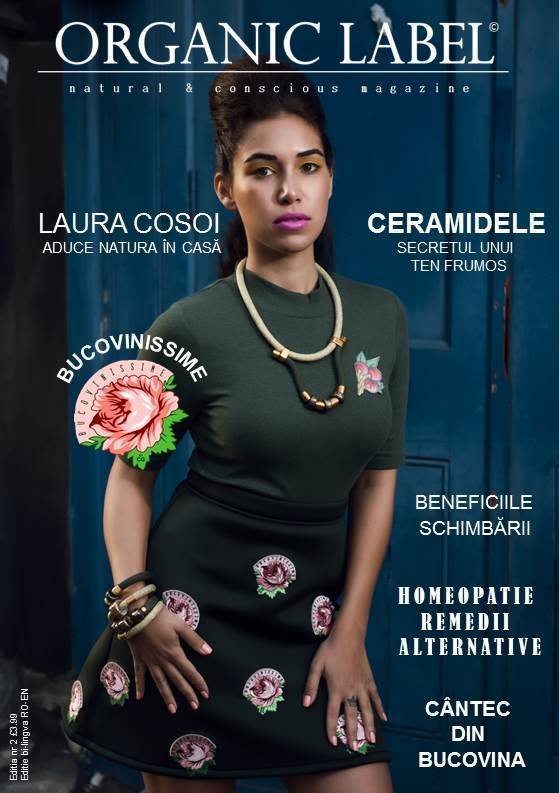Organic Label Magazine 2 - Digital Edition