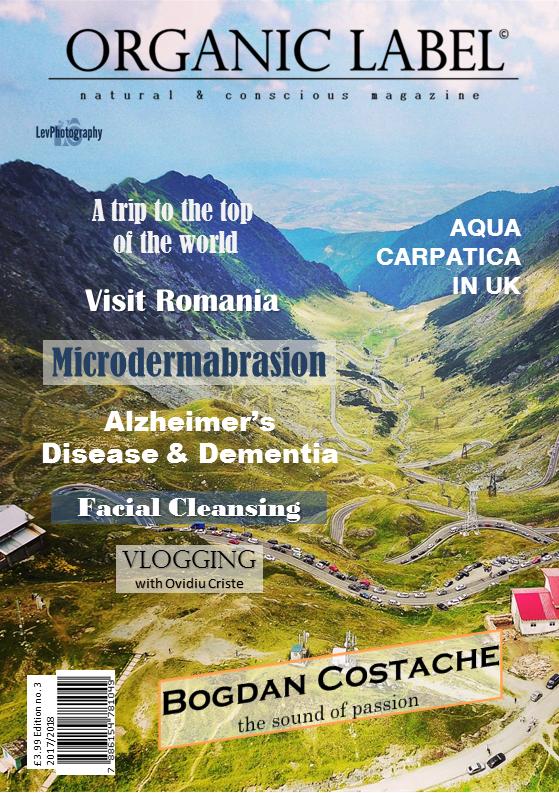 Organic Label Magazine 3 - Digital Edition