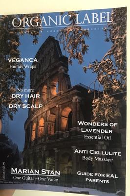 Organic Label Magazine Ed4 Print