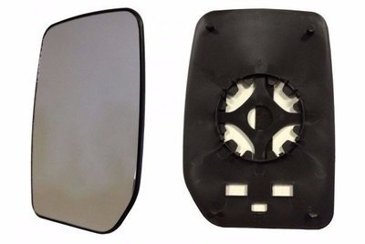 Ford Transit  mk6 and mk7 2000-2014 n/s mirror glass unheated