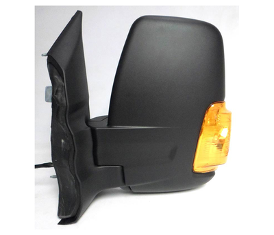 Genuine Ford Transit mk8 2014 onward n/s manual wing mirror amber indicator