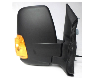 Genuine Ford Transit mk8 2014 onward o/s manual wing mirror amber indicator