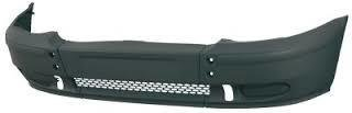 New Ford Transit 2000 to 2006 mk6 front bumper (no fog light holes )