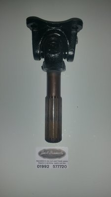 Ford Transit mk6 2000 to 2006 reconditioned rear prop uj ( German imported propshaft)