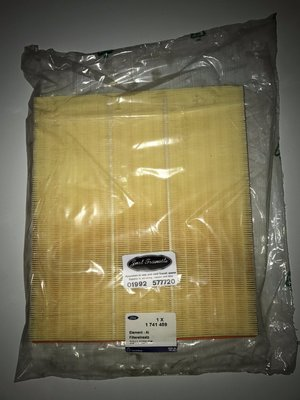 Genuine Ford Transit MK7 2006 to 2014 2.2 fwd air filter