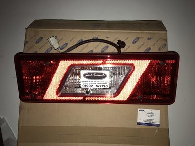 Genuine Ford Transit MK8 2014 onwards new truck rear light