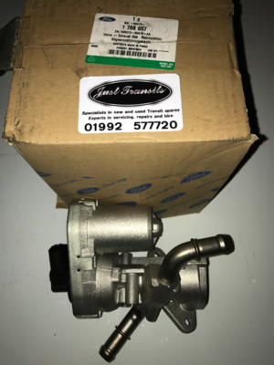 Genuine Ford Transit MK7 2006 to 2014 new water cooled EGR valve