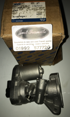 Genuine Ford Transit MK7 2006 to 2014 new EGR valve