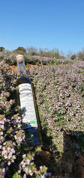 """""""Trou Occitan"""" liqueur de thym  0.375CL"""