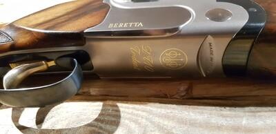 Beretta DT-10 Trident 12 Bore Over & Under - S/H