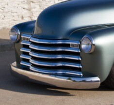 1947-54 Chevrolet P/U 3100 Chassis