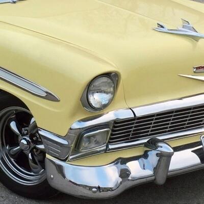 1955-57 Chevrolet Belair