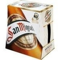 BEER SAN MIGUEL 6 PACK