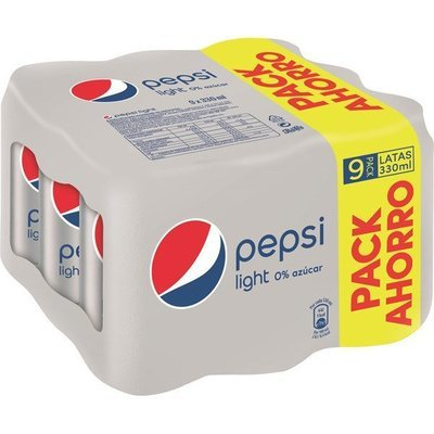 Pepsi light 12 pack