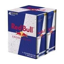 Redbull 4 pack