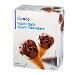 Chocolate icecream 4 pack